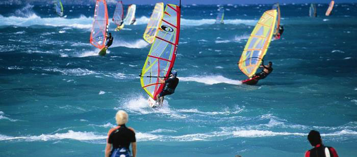 Windsurfing : Hawaii : Intro 04