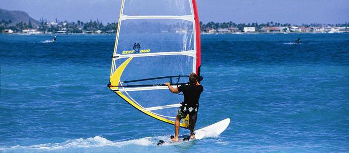 Windsurfing : Hawaii : Intro 07