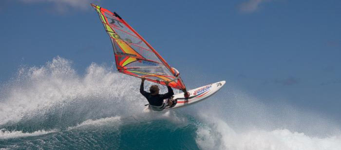 Windsurfing : Hawaii : Intro 12
