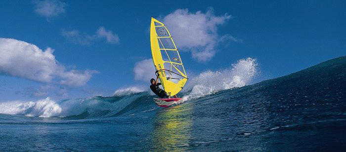 Windsurfing : Tahiti : Intro 11